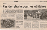 Seuillet show in may 1998